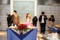 [結婚式][090530][アクエリウムお台場東][鏡割り]