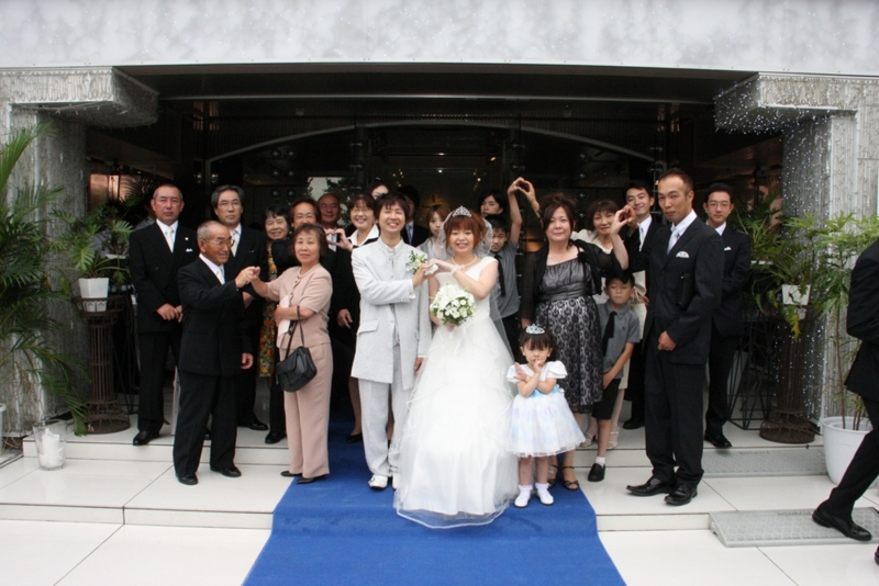 [人前式結婚式][090720][アクエリウムお台場東]