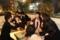 [2次会][090912][日航東京結婚式後][ウエディングドレスば]