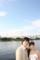 [フォトウエディング][090913][東京湾(お台場クルーズ][熊本から飛行機に乗っ]