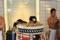 [アクエリウム][アクエリウム][カメラマン][お台場][お台場][結婚式][ビーチ][ウエディング][鏡割り][写真]