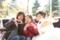 [フォトウエディング][船上][東京][写真][ウエディングクルーズ][レインボーブリッジ][アクエリウム][お台場]
