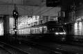 [モノクロ][夜景][町田][小田急][ロマンスカー][鉄道]Flickrに移行しました http://www.flickr.com/photos/aquichang/