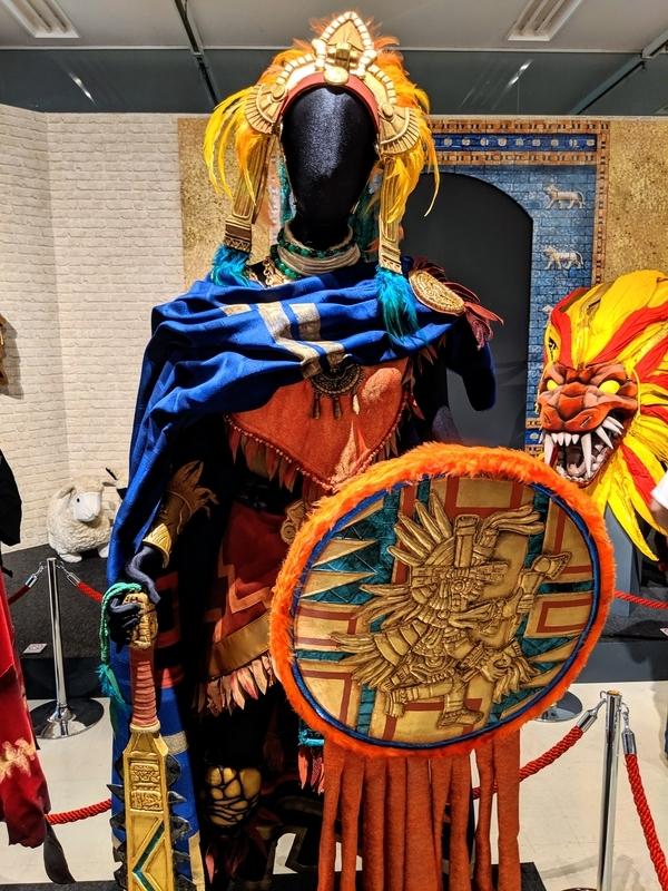 「FGO 絶対魔獣戦線バビロニア展」画像/写真