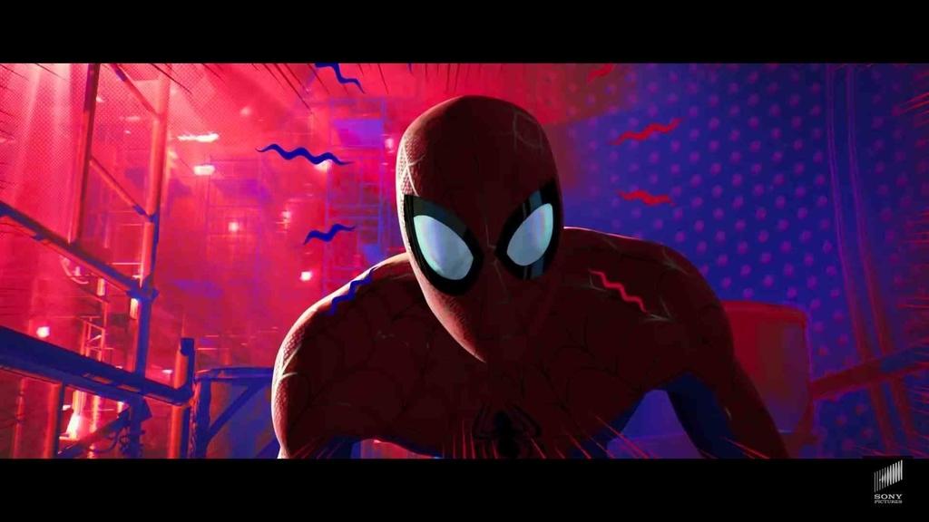 『スパイダーマン:スパイダーバース』画像