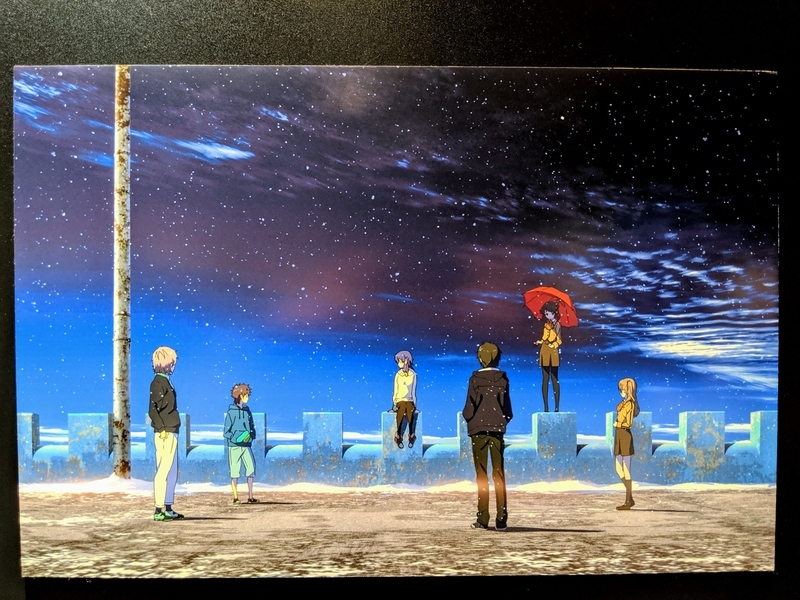 『凪あす』×『色づく』コラボ展