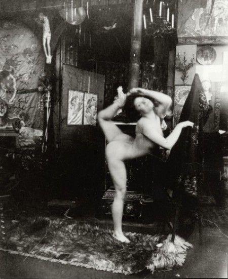 作品名:バレエの動きを捉えた習作 英 題:Ballet studies