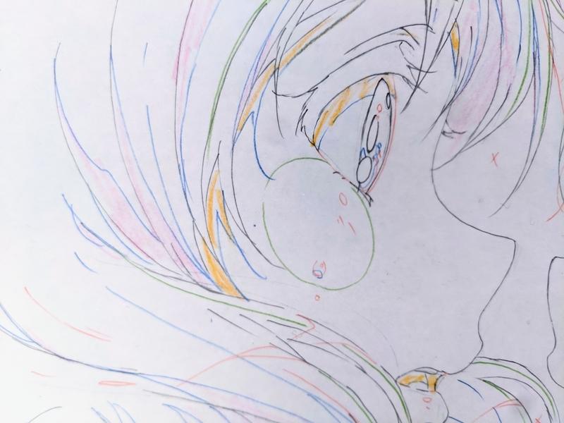 京アニ原画展「私たちは、いま!!」