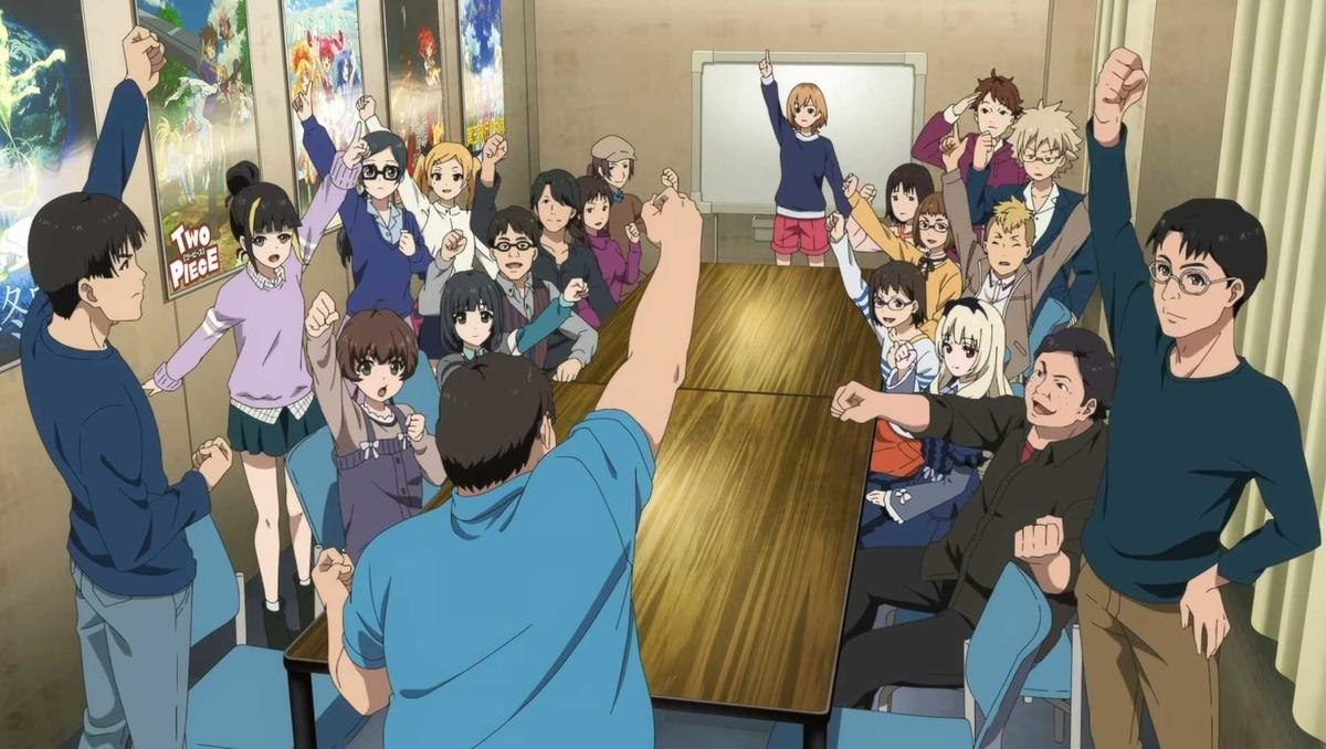 『劇場版SHIROBAKO』画像