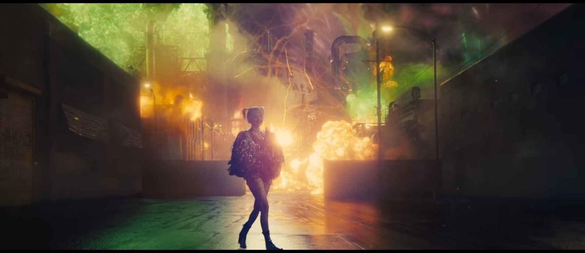 映画『ハーレイ・クインの華麗なる覚醒』画像