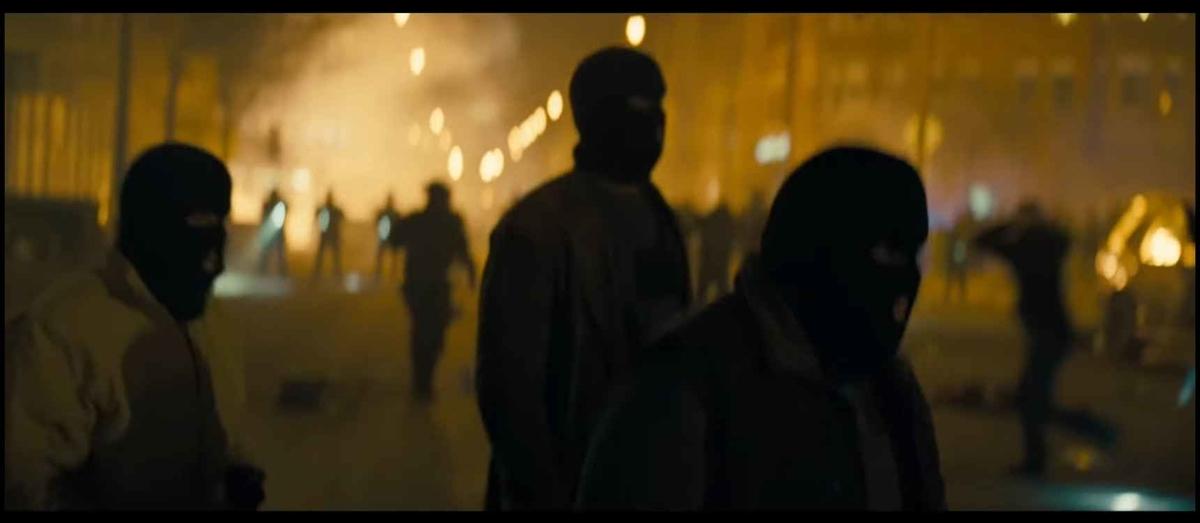 映画『囚われた国家(Captive State)』画像