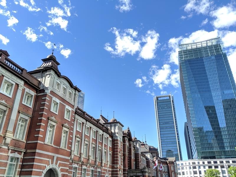 東京駅の写真