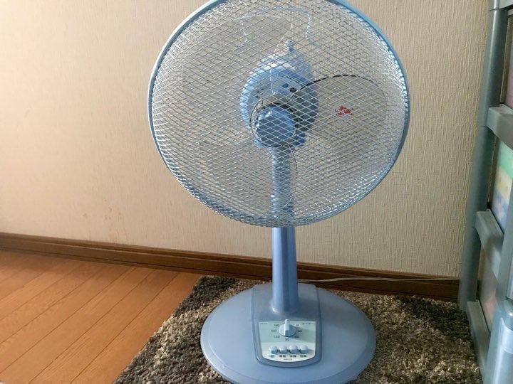 【型落ちで十分】扇風機の風で胃痛を起こす私がダイソンの扇風機の魅力を語る