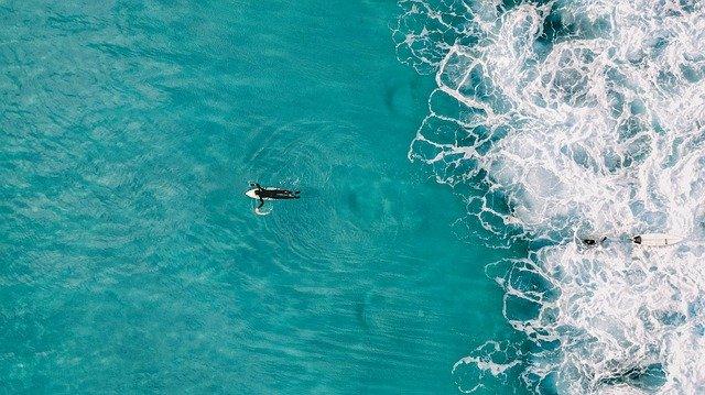 【近視&乱視】視力0.01だけど裸眼でサーフィンをしてきました