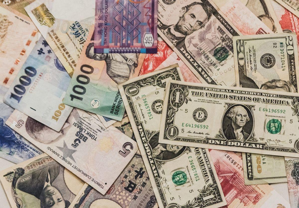 貨幣 紙幣 円 ドル