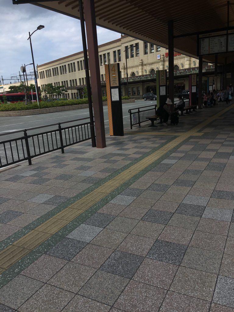 宇治山田駅 バス停