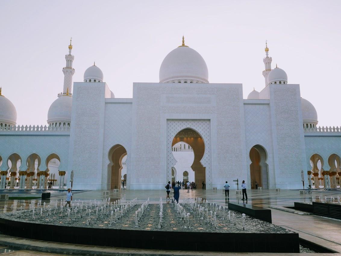 シェイク・ザーイド・モスク