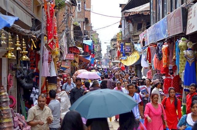 ネパール観光