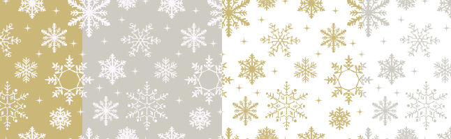 クリスマス・パターン・背景・イラスト素材・jpg