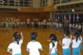 サマースクール閉校式(秋田県秋田市の楽しい幼稚園 新屋幼稚園)