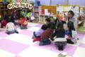 カルタ取り大会(秋田県秋田市の楽しい幼稚園 新屋幼稚園)
