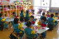 手作りクレープ(秋田県秋田市の楽しい幼稚園 新屋幼稚園)