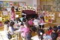 お好み焼き(秋田県秋田市の楽しい幼稚園 新屋幼稚園)食育