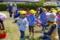 サツマイモ苗植え(秋田県秋田市の楽しい幼稚園 新屋幼稚園)食育