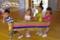 電車ごっこ(秋田県秋田市の楽しい幼稚園 新屋幼稚園)