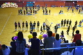 秋田市私立幼稚園PTAビニールバレーボール大会