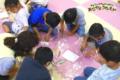 コーティング(秋田県秋田市の楽しい幼稚園 新屋幼稚園)預かり保育