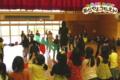 ビニールバレーボール大会(秋田県秋田市の楽しい幼稚園 新屋幼稚園