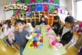 おにぎり作り(秋田県秋田市の楽しい幼稚園 新屋幼稚園)食育