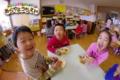 焼イモ(秋田県秋田市の楽しい幼稚園 新屋幼稚園)食育