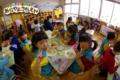 スイーツギョウザ(秋田県秋田市の楽しい幼稚園 新屋幼稚園)食育