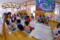 年長組最後の給食(秋田県秋田市の楽しい幼稚園 新屋幼稚園)