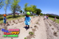 水やり(秋田県秋田市の楽しい幼稚園 新屋幼稚園)食育