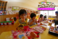 ダイコン味噌汁(秋田県秋田市の楽しい幼稚園 新屋幼稚園)