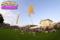 竿燈(秋田県秋田市の楽しい幼稚園 新屋幼稚園)夕涼み会
