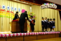 卒園式(秋田県秋田市の楽しい幼稚園 新屋幼稚園)