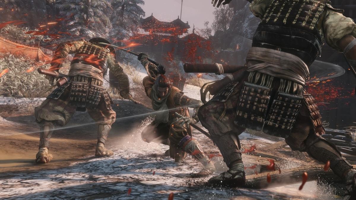 【評価】『SEKIRO: SHADOWS DIE TWICE | 隻狼』のゲームレビュー: フロム信者でも600回ぐらい死ぬから安心しろよの画像