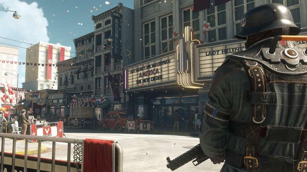 【ゲーム批評祭応募作品】 『Wolfenstein II:The New Colossus』批評 著者:ゆき - ゲーマー日日新聞