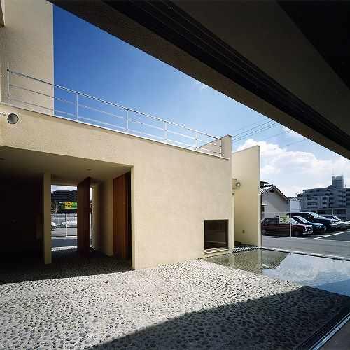 上新田の家
