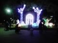 上野公園イルミネーション
