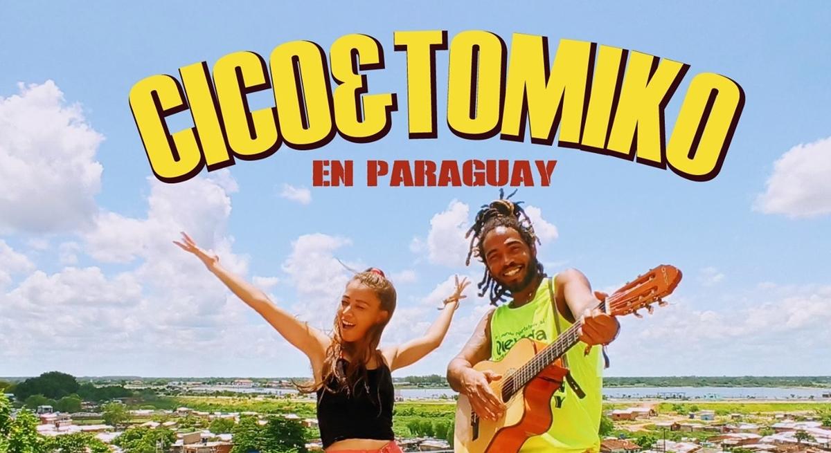 Cico & Tomiko en Asunción, Paraguay