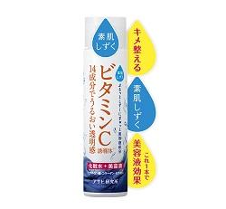 市販のビタミンC誘導体化粧水で人気の「素肌のしずく」効果はどうなの?