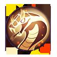 KOF 98 UM OL 永久のサイキックアイドル アテナ 闘志 蛇 聖蛇の魂