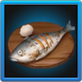 KOF 98 UM OL グルメ 焼き魚