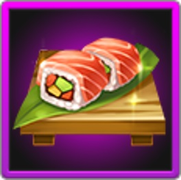 KOF 98 UM OL グルメ 巻き寿司