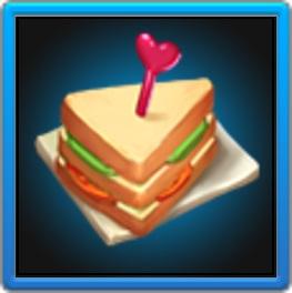 KOF 98 UM OL グルメ サンドイッチ